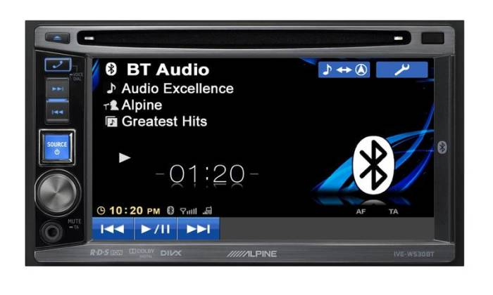 ive-w530bt-alpine